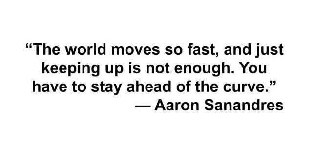 Aaron Quote